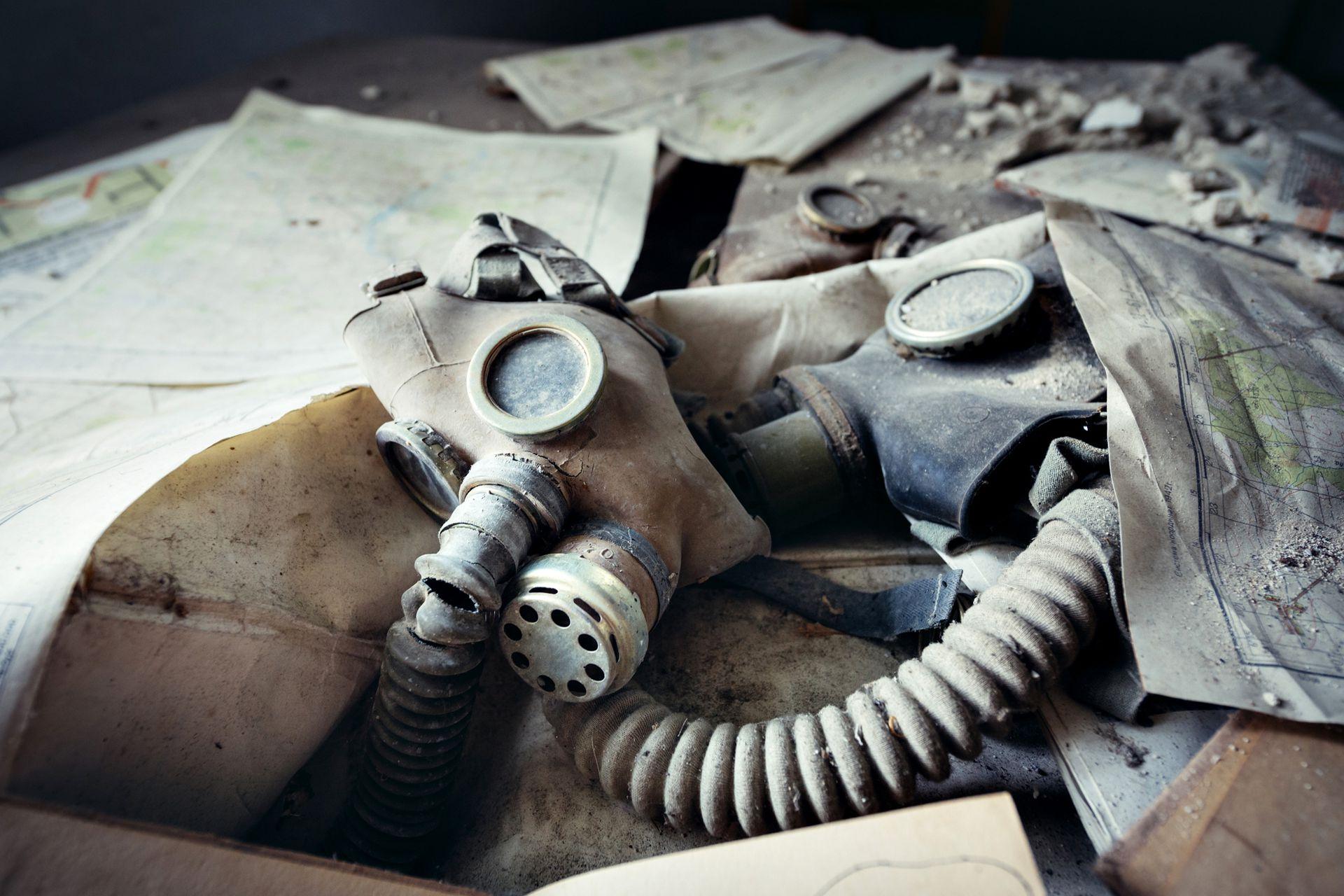 Postales de Chernobyl a 33 años del desastre nuclear