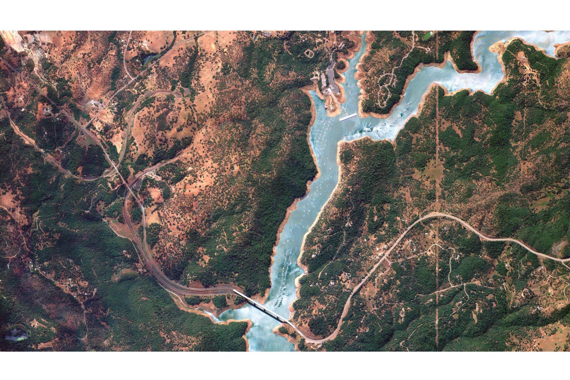 Los satélites de Satellogic sacan fotos con gran definición de la superficie de la Tierra