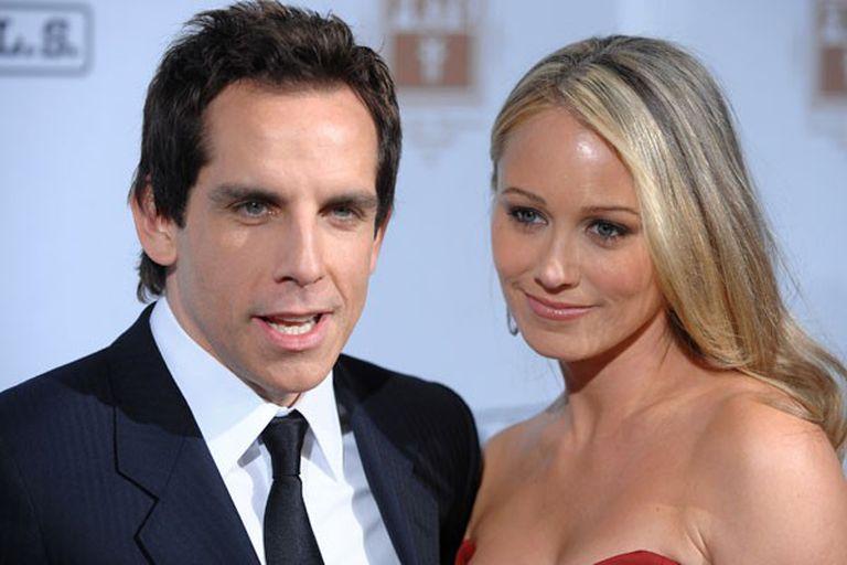 Ben Stiller y su esposa Christine Taylor anunciaron su separación en mayo de 2017