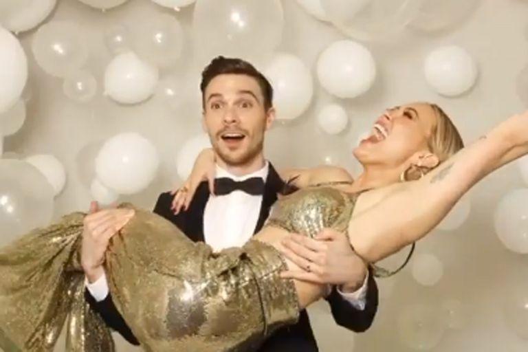 ¡Vivan los novios! Hilary Duff se casó con Matthew Koma