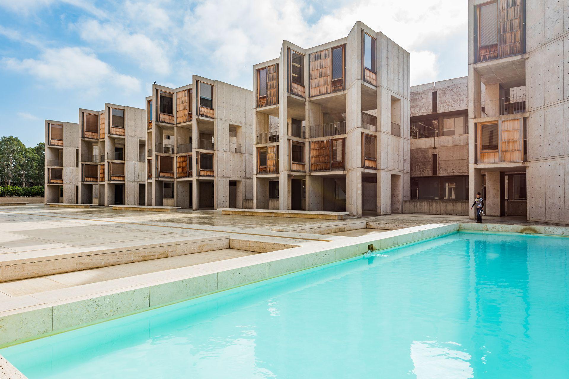 Salk Institute, de Louis Kahn