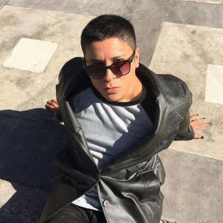 Matías Ruiz fue detenido mientras corría desnudo en el Parque San Martín, en la capital salteña