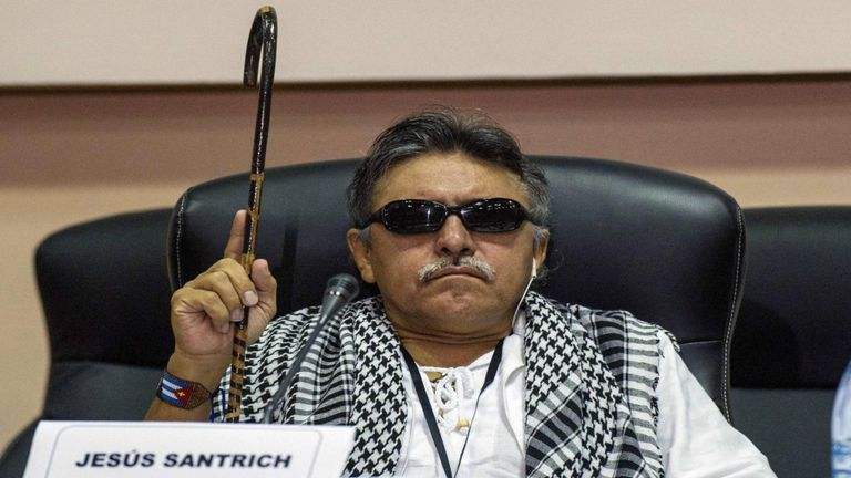 Cómo la muerte de Santrich profundiza la crisis entre Colombia y Venezuela