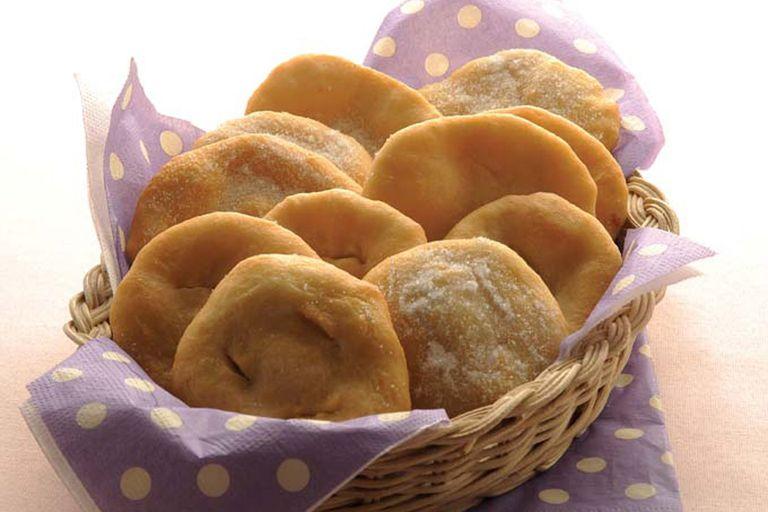 Tortas fritas criollas