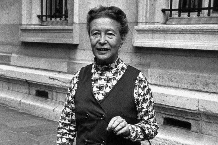 Feminismo, igualdad, poliamor: todos los caminos conducen a Simone de Beauvoir