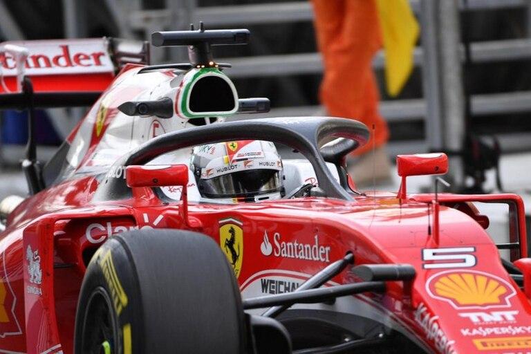 Se Abre El Debate De La Fórmula 1 Qué Es El Halo La Gran Novedad De La Temporada La Nacion