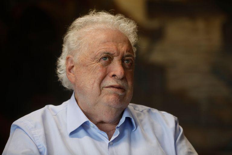 El ministro de Salud argentino, Ginés González García
