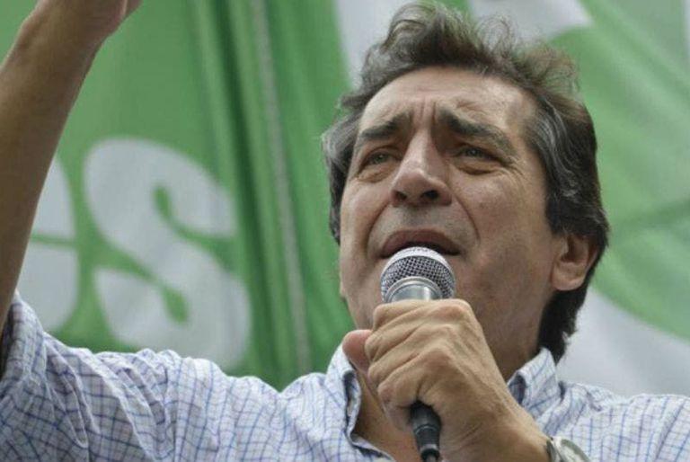 Hugo Godoy (ATE) pidió al Gobierno revisar el acuerdo salarial firmado hace un año