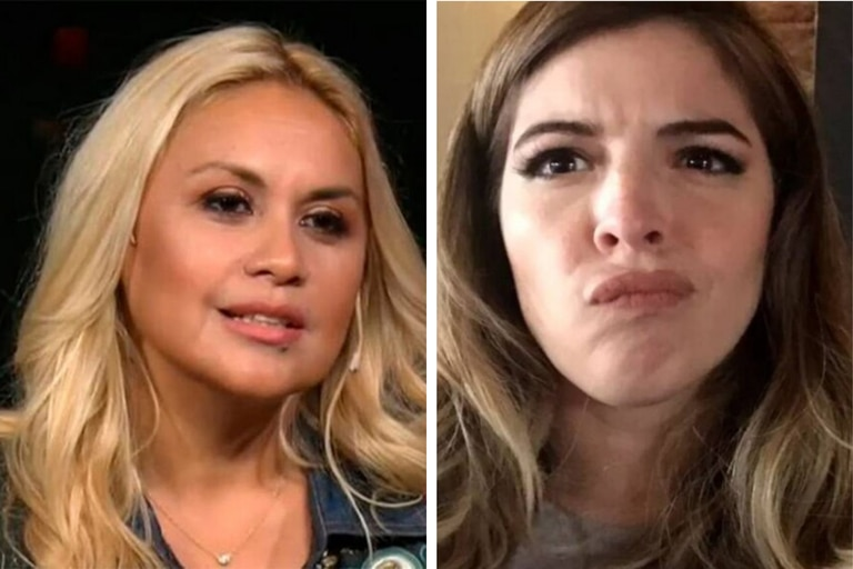"Verónica Ojeda apuntó contra Dalma Maradona: ""Deberías pedir perdón por abandonarlo"""