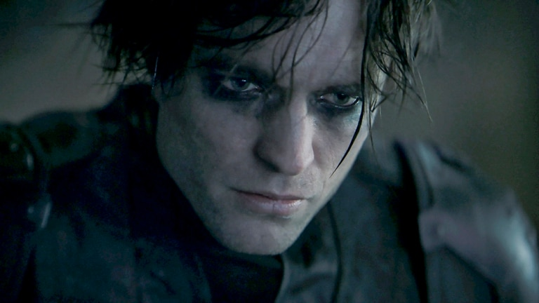 Robert Pattinson en The Batman. El rodaje de la película acaba de terminar