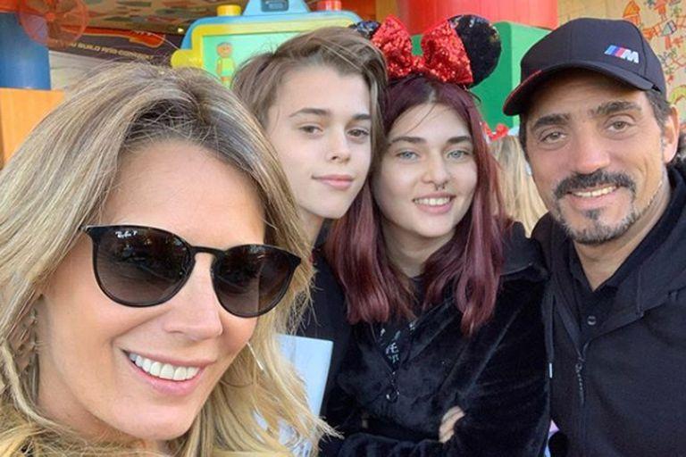 Rocío Marengo está en pareja con Eduardo Fort, hermano del millonario, y disfrutan de unos días de descanso junto a Martita y Felipe