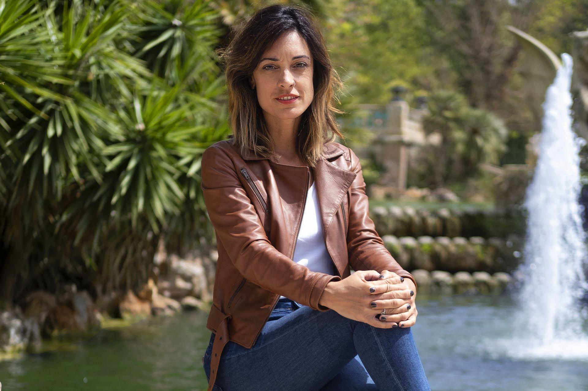 Martina Gusmán volvió en febrero al país para grabar los nuevos episodios de El marginal