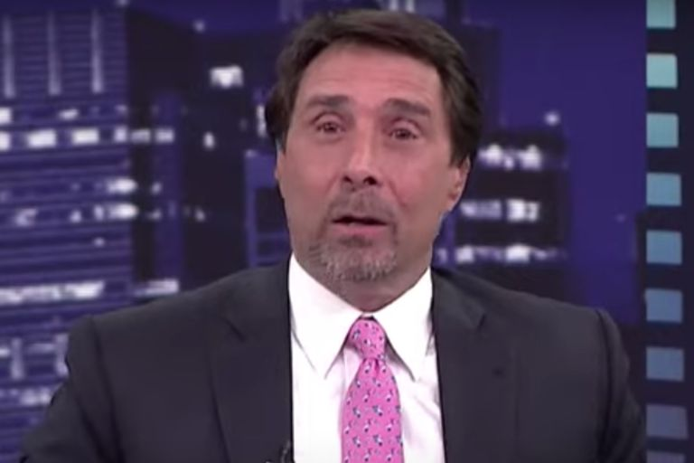 La reacción de Eduardo Feinmann cuando se enteró en vivo de los dichos de Víctor Hugo Morales