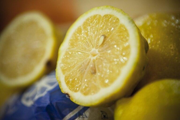 El limón tiene diversos subproductos