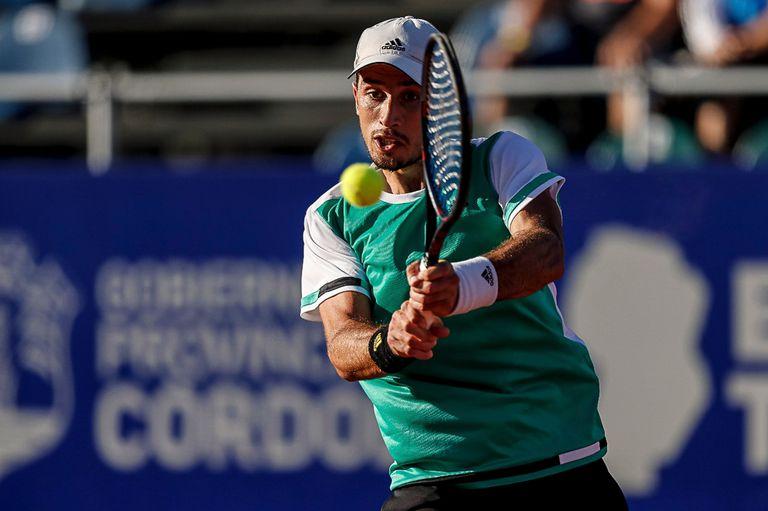 Cachin: hizo feliz a un chico de Congo y ganó su primer partido ATP en Córdoba