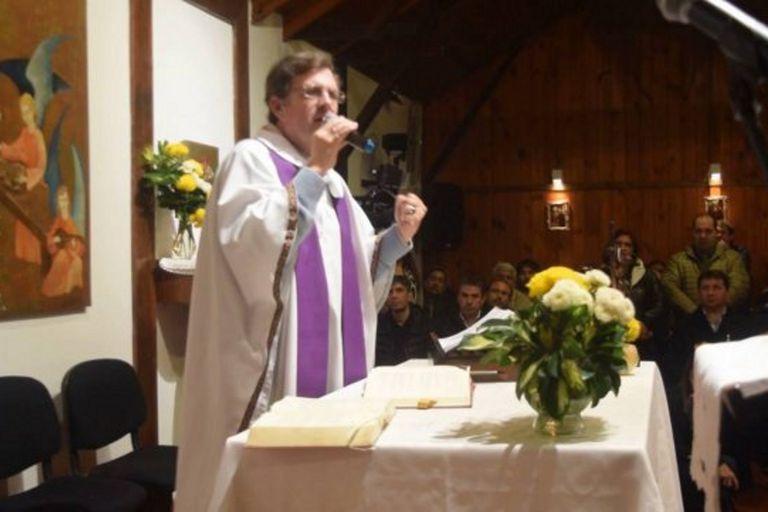 El obispo de Río Gallegos, Jorge García Cuerva, ferviente impulsor del diálogo y la amistad social