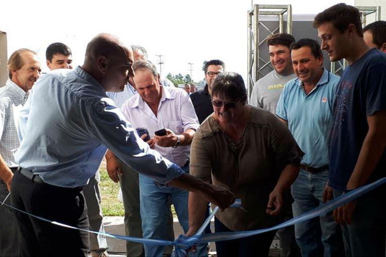 Para una primera etapa la firma decidió llegar al mercado regional con leche en sachet, crema y dulce de leche