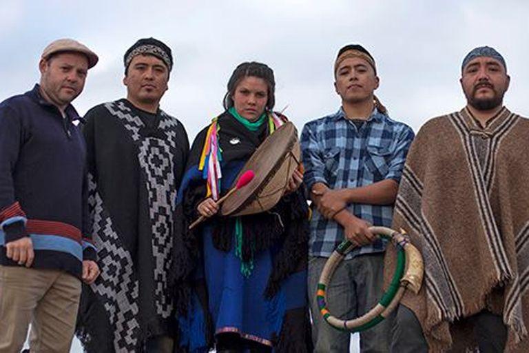 Roger Waters eligió a una banda mapuche para que abra sus shows en La Plata