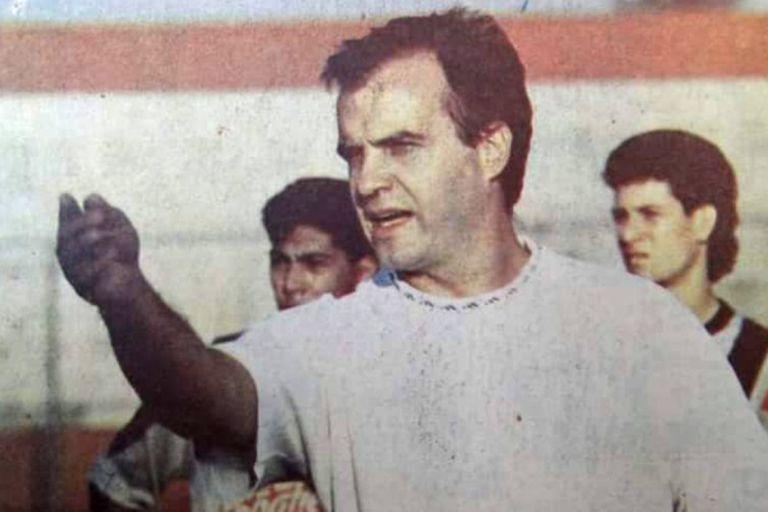 Marcelo Bielsa dirigió el Atlas de México entre 1992 y 1994