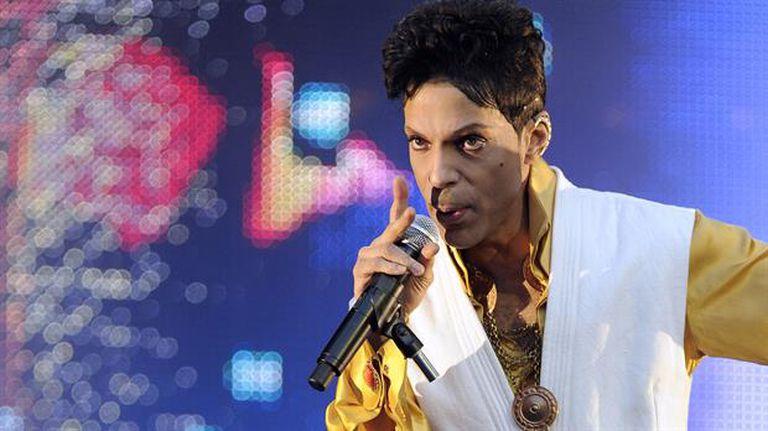 Prince y una dificultosa última etapa de su vida
