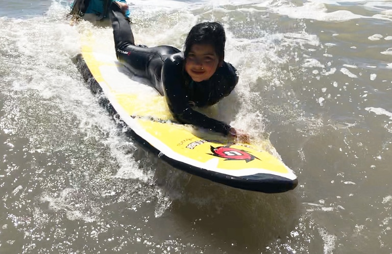 Trabajan con deportes por la inclusión de chicos con autismo