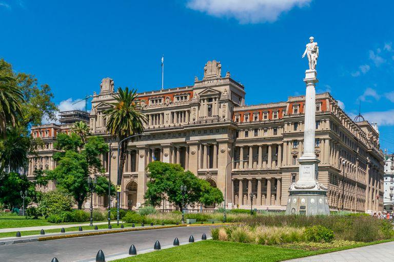 Por ahora, el servicio de justicia está de feria en la Argentina