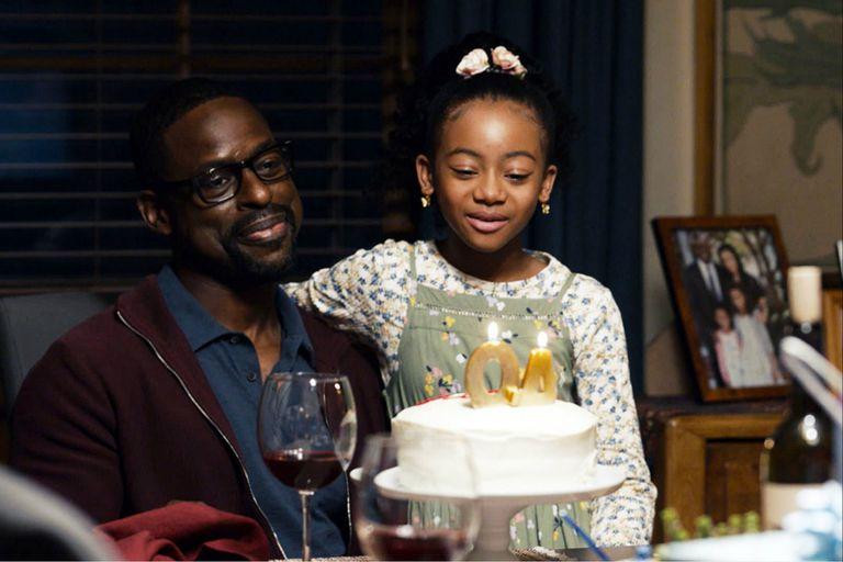 Un cumpleaños particular para Randall (Sterling K. Brown)