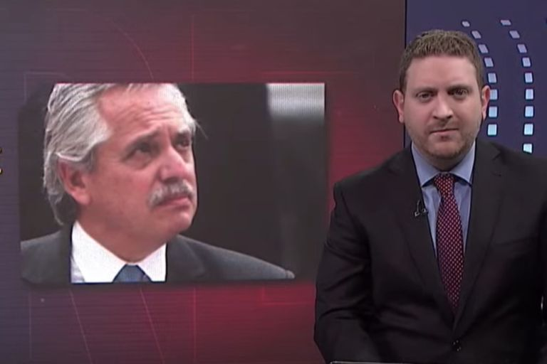 """Jony Viale: """"Tratan de instalar una discusión ridícula como la reelección de Alberto"""""""