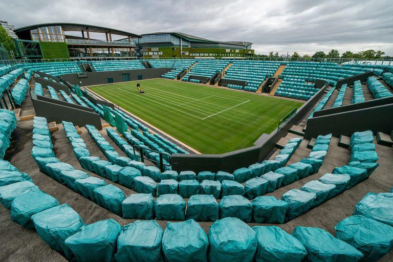 El golpe maestro: la cifra que recibirá Wimbledon por el seguro contra pandemias