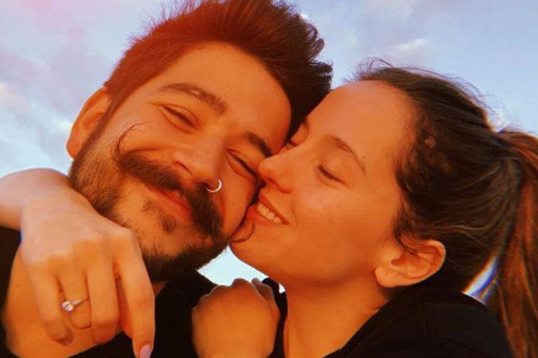 Evaluna Montaner confirmó su embarazo a través del nuevo videoclip junto a Camilo, Índigo