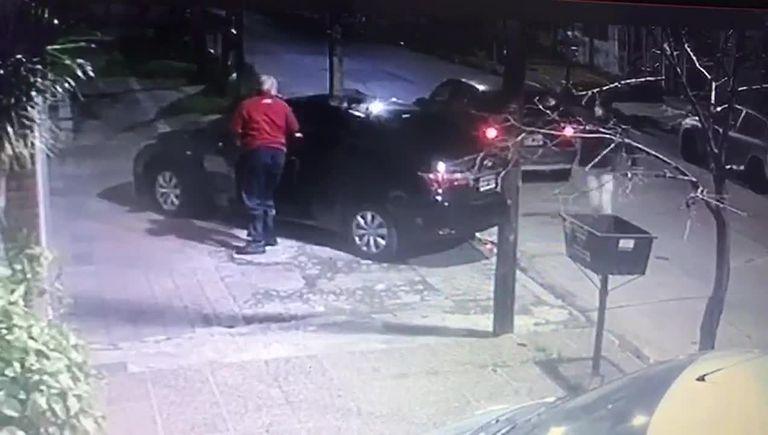 Robaron un auto y en el escape atropellaron a una ciclista. Imagen ilustrativa
