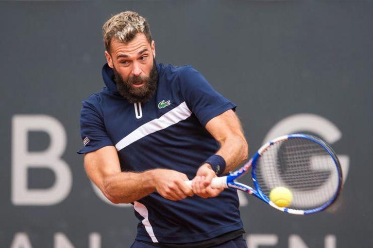 El tenista francés Benpit Paire se mostró muy molesto con la organización del torneo
