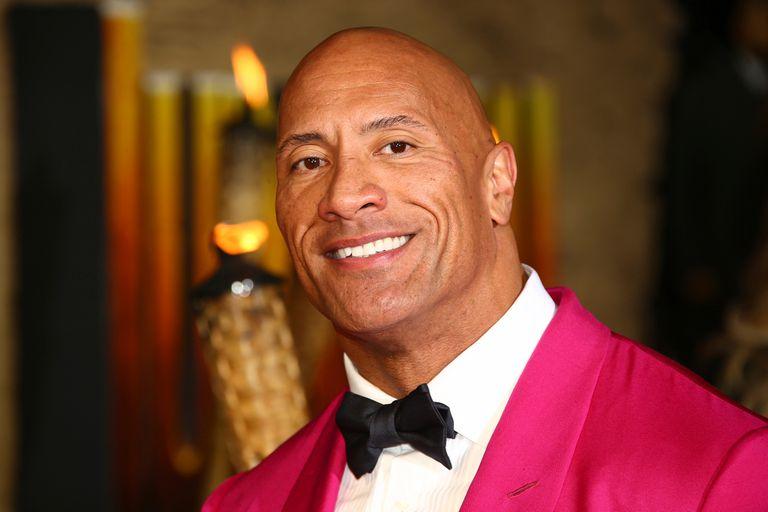Dwayne Johnson, el actor que ya está acostumbrado a liderar el listado de los intérpretes mejores pagos de la industria del cine en EEUU