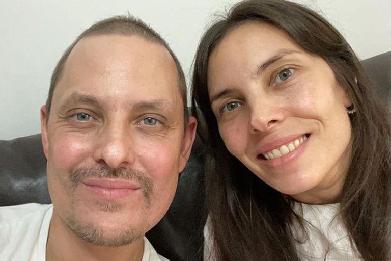 La emoción de Lío Pecoraro al recibir el trasplante de médula de su hermana
