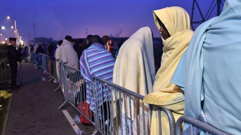 Merkel abrió las puertas de Alemania a los refugiados y recibió a más de un millón de personas