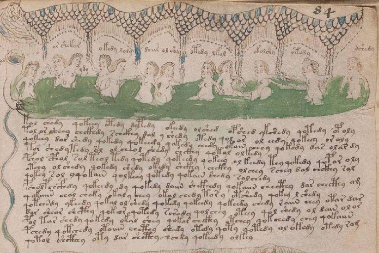 El manuscrito data del siglo XV y tuvo varios dueños a través de los siglos