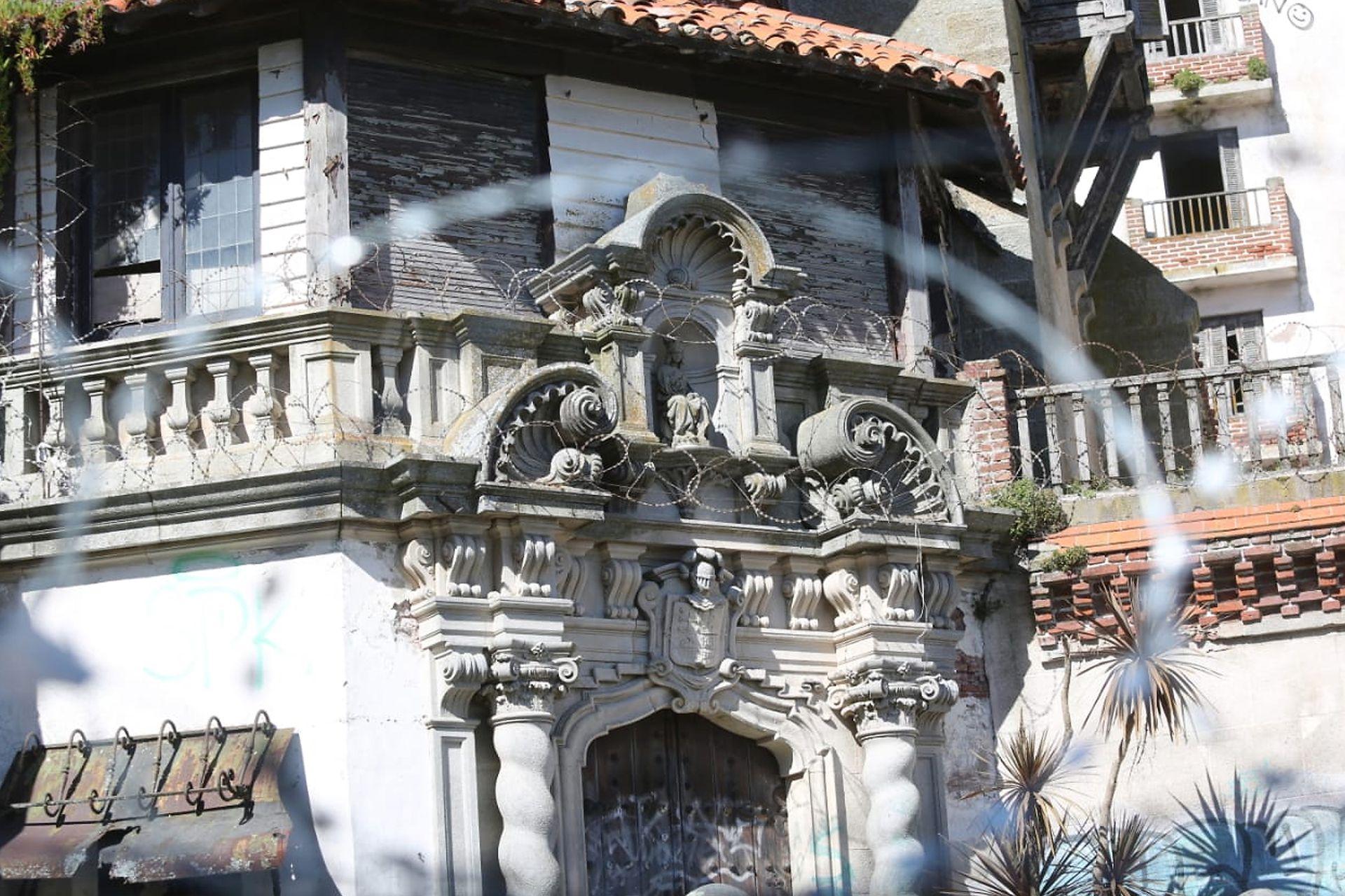Detalles del Chateau Frontenac