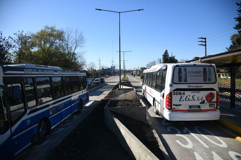 Por el Metrobus circularán 12 líneas de colectivos