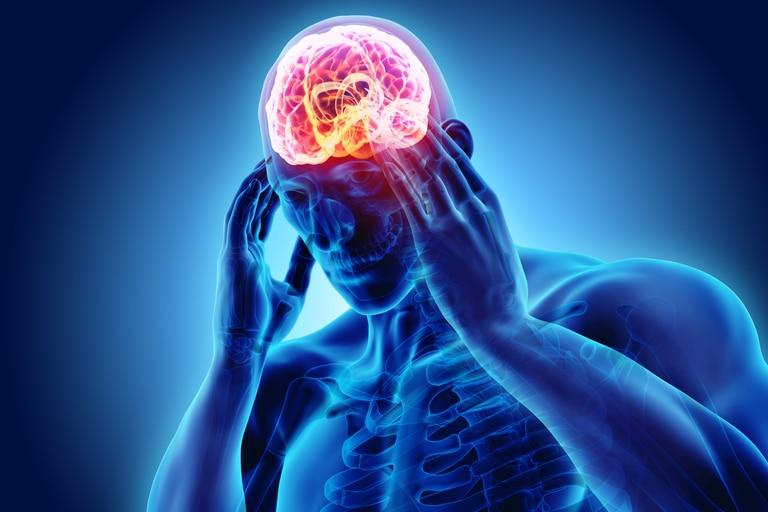 El dolor de cabeza es una advertencia