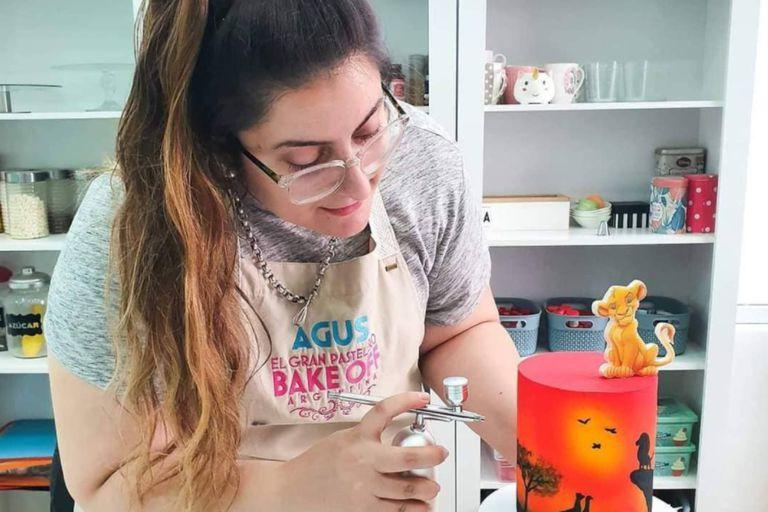 Agustina Fontenla era una de las participantes más queridas de Bake Off; falleció esta mañana por coronavirus