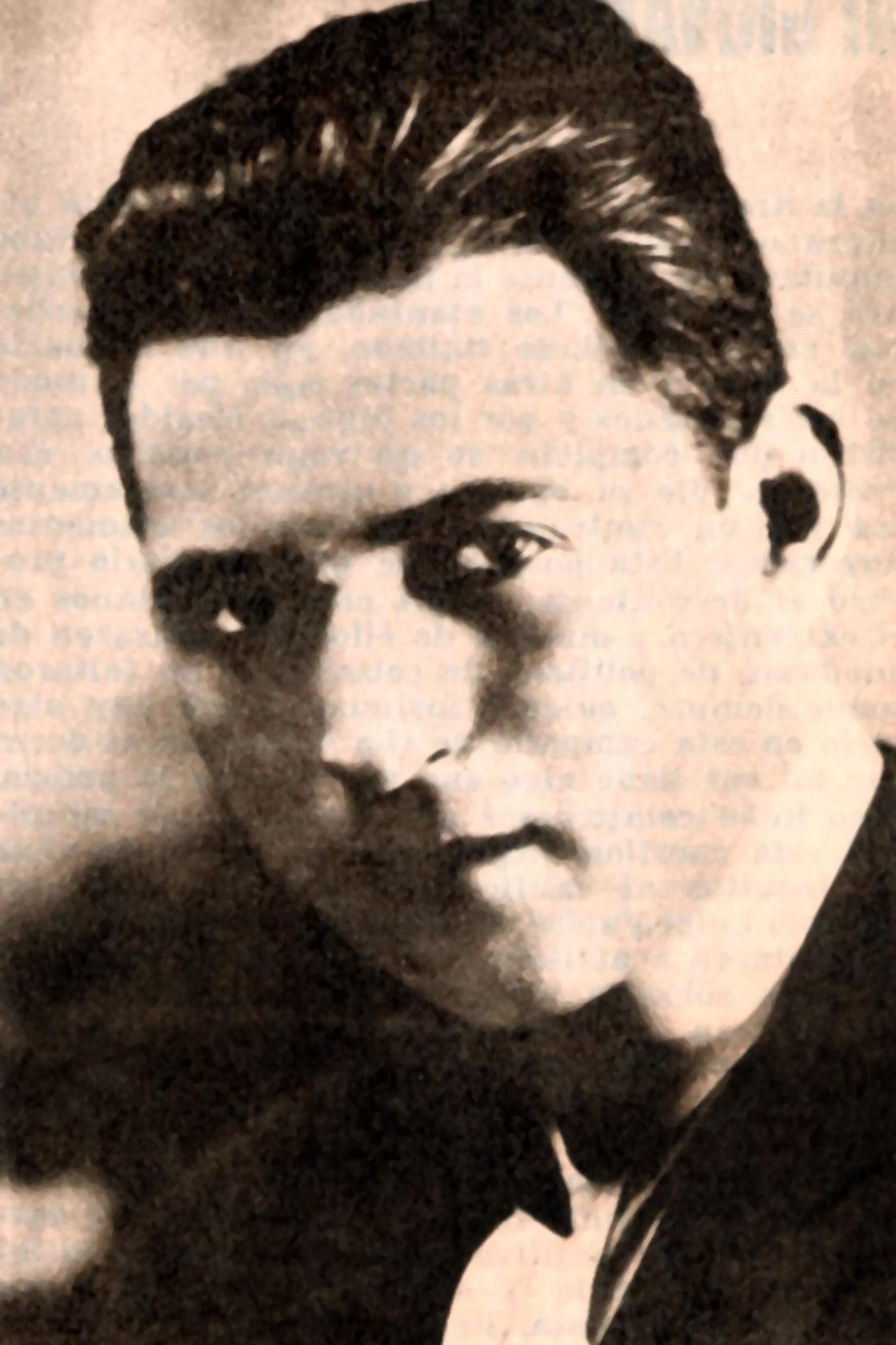 Un retrato de Severino Di Giovanni