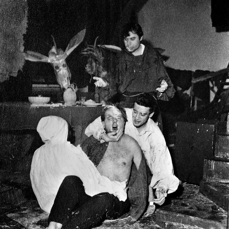 """El rollo original con las fotos de """"Cristo 63"""" fue secuestrado por la policía de Roma que todavía, casi 60 años después, lo guarda en custodia"""