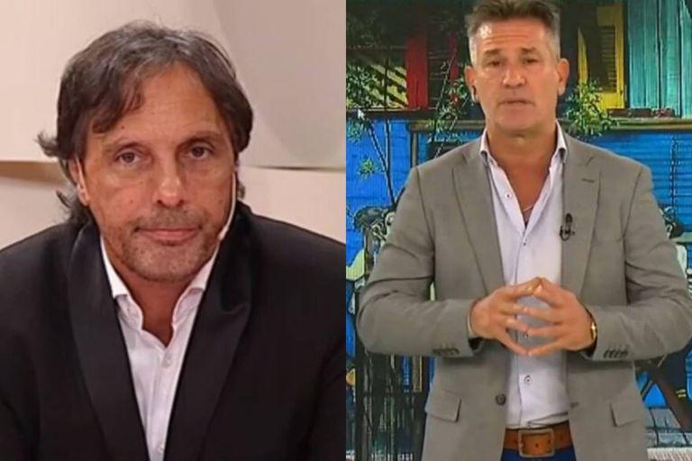 Recargado: Gustavo López, contra Diego Díaz y Burgos