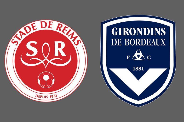 Reims - Bordeaux, Ligue 1 de Francia: el partido de la jornada 38