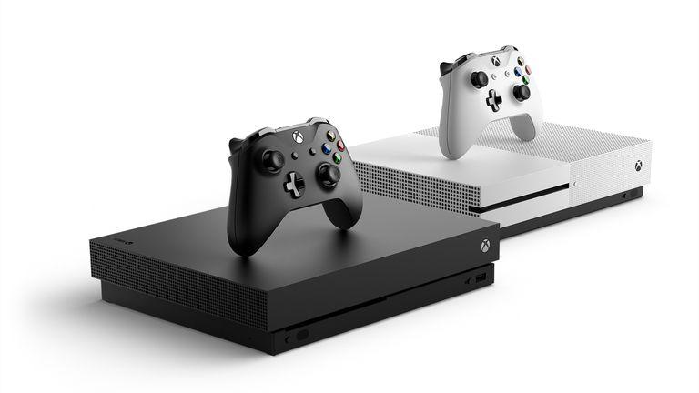 Xbox One X, la consola más poderosa del momento