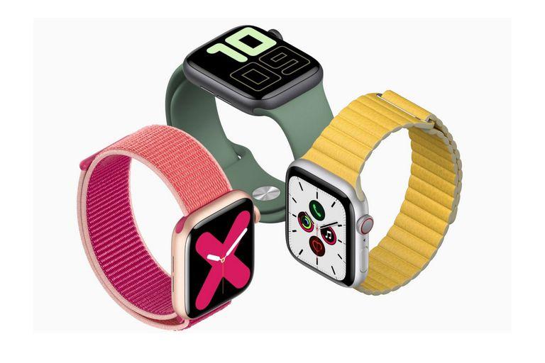 El reloj más vendido: Apple dominó más de 50% del mercado de los smartwatches