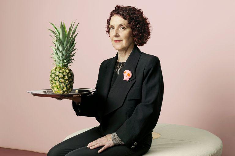 La diseñadora española que creó un cuero con hojas de ananá