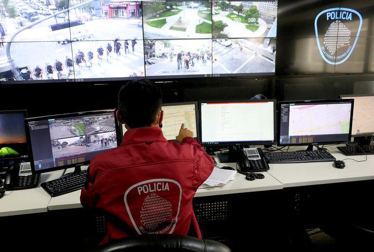 La División 911 de la Policía de la Ciudad