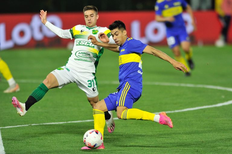 Este Boca empieza a tener un problema y debe solucionarlo para ser campeón y disputar la Libertadores