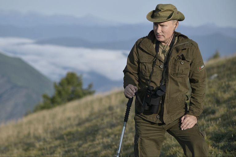 """En Rusia ofrecen viajes """"como los de Putin"""" a Siberia"""